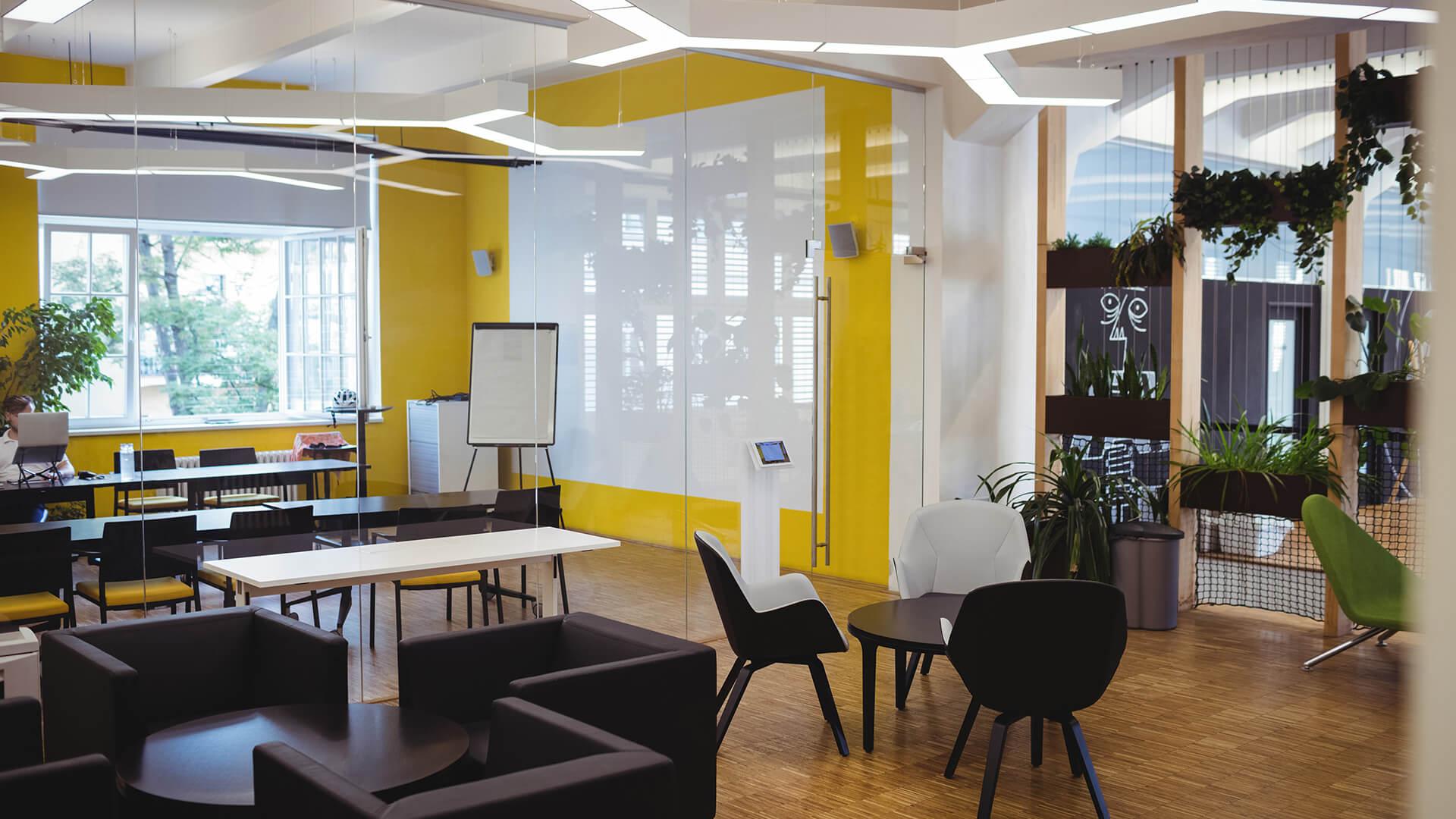 הקמת משרדים